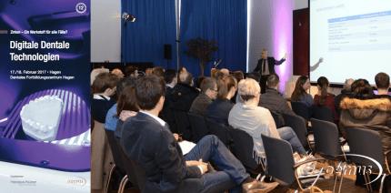 Digitale Dentale Technologien 2017 in Hagen
