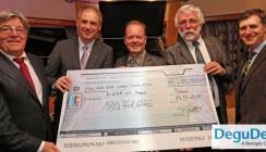 180.761,65 Euro! Zahngold hilft kranken Kindern