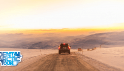 Durch Eis und Schnee nach Mo i Rana