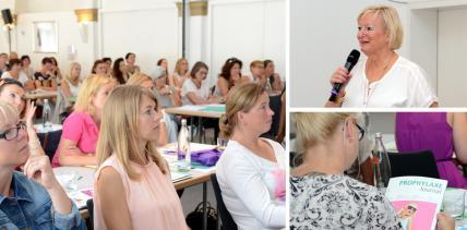 Sommer-Familientreffen der Dentalhygieniker/Innen in Ludwigsburg
