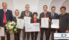 Fünfköpfige Forschergruppe erhält Arnold-Biber-Preis