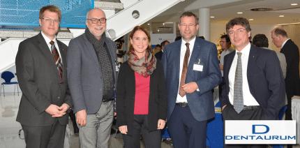 250 Jahre Goldstadt Pforzheim: Dentaurum lud zum Sponsoren-Lunch
