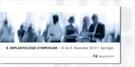 8. Implantologie-Symposium Dentaurum Implants