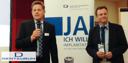 2. Internationales Anwendertreffen von Dentaurum Implants