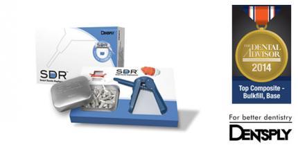 SDR gewinnt zum dritten Mal in Folge den Dental Advisor Award