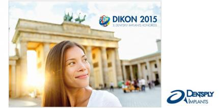 3. DENTSPLY Implants Kongress in Berlin ausgebucht