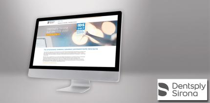 Dentsply Sirona Solution App erleichtert Messebesuchern Orientierung auf der IDS