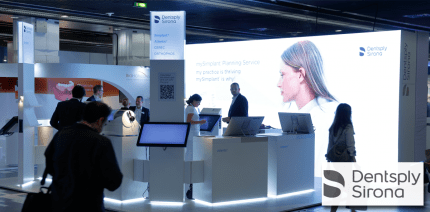 Dentsply Sirona beim EAO-Kongress in Paris