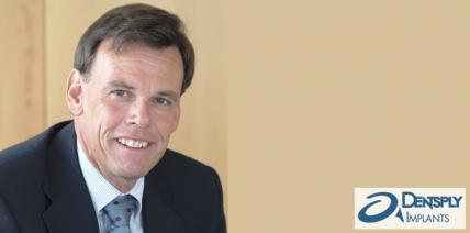 Lars Henrikson neuer Group President DENTSPLY Implants