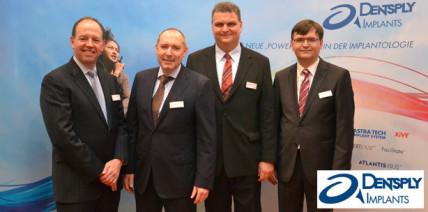 DENTSPLY Implants startet ab 2013 auch in Deutschland