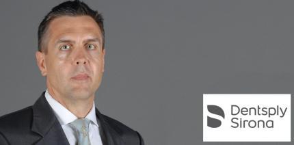 Martin Deola ist jetzt Vice President Sales von Dentsply Sirona