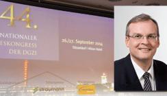Neuer DGZI-Präsident: Prof. Dr. Herbert Deppe im Interview
