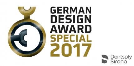 German Design Award 2017: Dentsply Sirona überzeugt