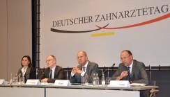 Deutscher Zahnärztetag formuliert Forderungen an die Politik