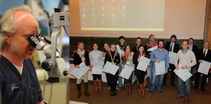 Erfolgreiche Frühjahrsakademie der DGET in Hannover