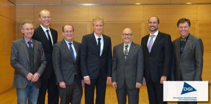 Die DGI mit neuem Vorstand und einem fächerübergreifenden Programm