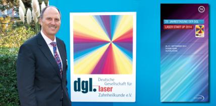 Laserzahnmedizin: Positive Entwicklung setzt sich fort
