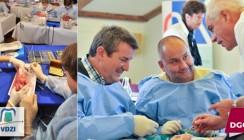 Zahnärzte und Zahntechniker im Dialog