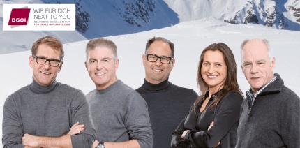 12. Internationales Wintersymposium der DGOI in Zürs am Arlberg