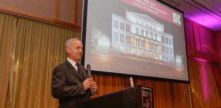Jubiläumskongress der DGZ – ein voller Erfolg