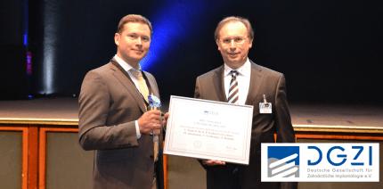 DGZI Implant Dentistry Award: Erster Preis an Dresdner Team