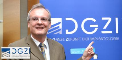 Prof. Dr. Herbert Deppe ist neuer DGZI-Präsident
