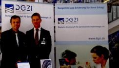 DGZI-Podium auf der ADT-Jahrestagung