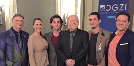 Die Hauptstadt-Implantologen auf DGZI-Studiengruppenkurs