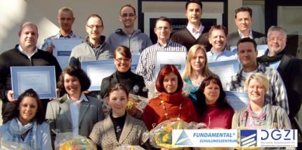 DGZI: Curriculum Implantatprothetik 2012/2013 startet