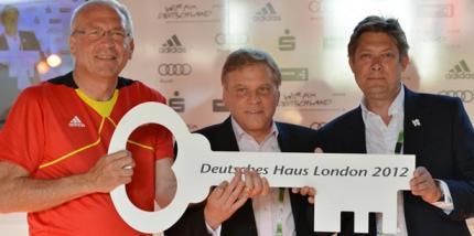 "Deutsches Haus im ""Museum of London Docklands"" eröffnet"