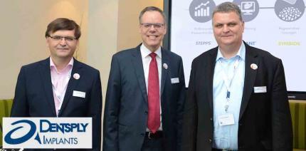 3. DENTSPLY Implants Kongress in Berlin eröffnet