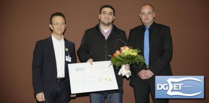 DGET: Dissertationspreisträger 2013