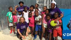 DMG und der Dental Wellness Trust: In Kapstadt für die gute Sache