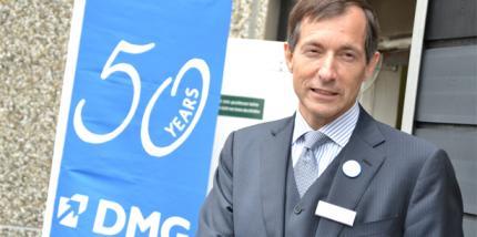 DMG feiert 50-jähriges Jubiläum