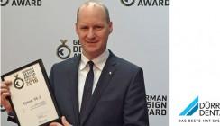 Medizintechnik von Dürr Dental mit Design Award ausgezeichnet