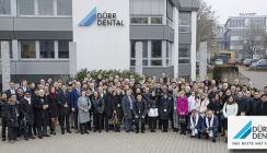 Die dentale Welt zu Gast bei Freunden – 75 Jahre Dürr Dental