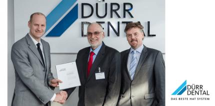 Dürr Dental AG unterstützt Professur an der Hochschule Pforzheim