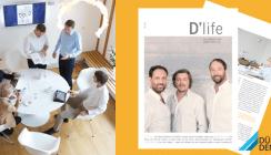D'life – das neue Kundenmagazin der DÜRR DENTAL AG