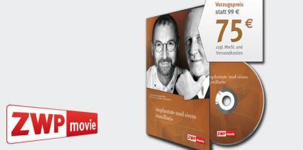 """DVD """"Implantate und Sinus maxillaris"""""""