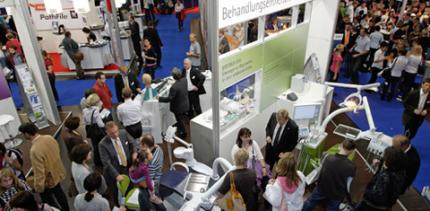 Fachdental Leipzig 2010 startete erfolgreich