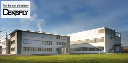 Neues Verwaltungsgebäude für DENTSPLY DETREY