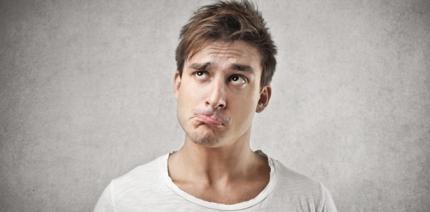 Warum haben Menschen ein Gesicht?