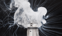 Erneut explodiert E-Zigarette: Sieben Zähne weg
