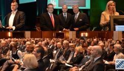 Festakt eröffnet 55. Bayerischen Zahnärztetag in München