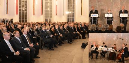 Deutscher Zahnärztetag 2014 feierlich eröffnet