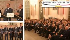 Deutscher Zahnärztetag mit glanzvollem Festakt eröffnet