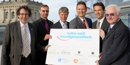 Forum Zahn- und Mundgesundheit Deutschland gegründet