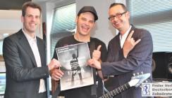 Zahnmedizinstudent gewinnt FVDZ-Songwettbewerb