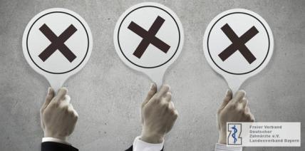 FVDZ Bayern: Nein zur Einheitskasse