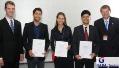 """DGP und GABA verleihen """"DGP meridol Preis 2011"""""""